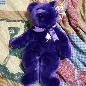Ty 1998 Princess Diana Buddy with tag protector